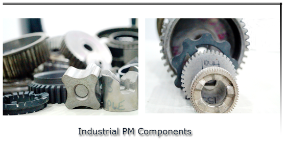 Application Of PM Wares In Industrial Machineries